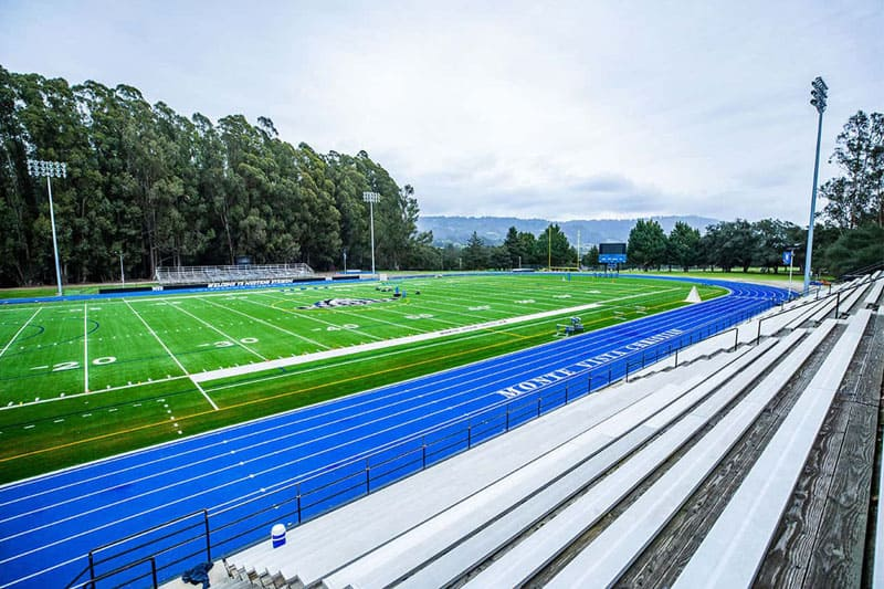 High School Athletes Benefit from Newly Renovated Stadium and Track