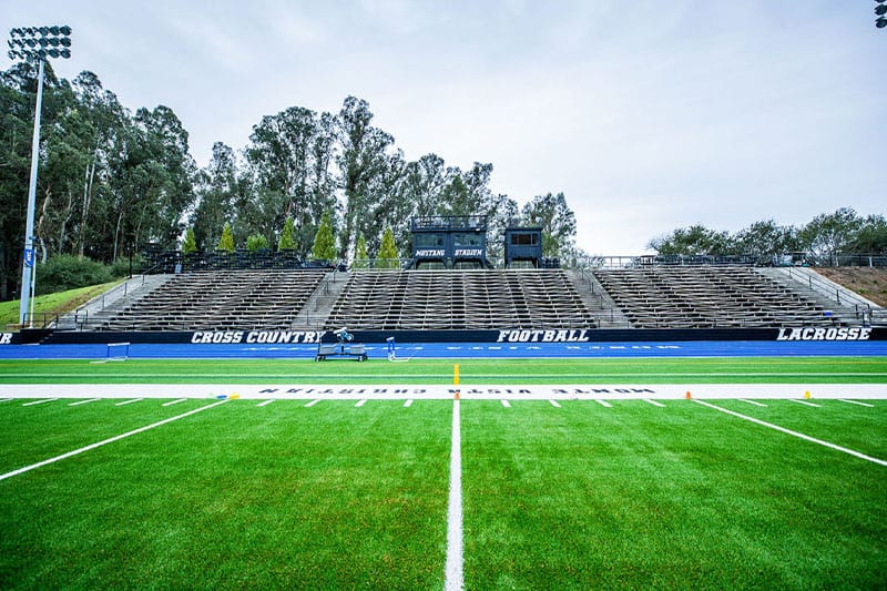 Top Athletics Program Offers Fabulous New Football Field
